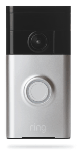 Ring™ Video Doorbell From 1st Alarm