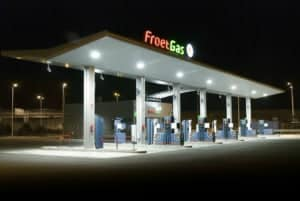 A Video Surveillance System Can Protect More than just Gas Stations